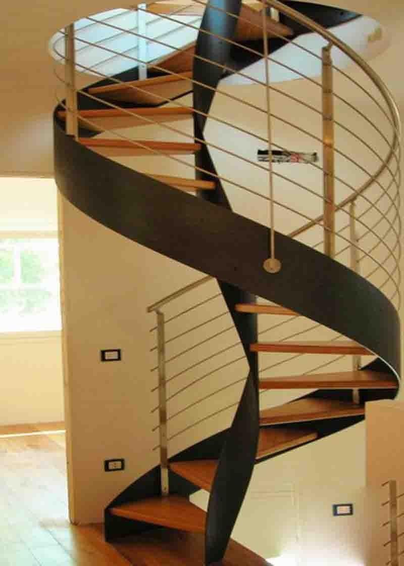 Escaleras caracol herreria de vanguardia venta de - Fotos en escaleras ...