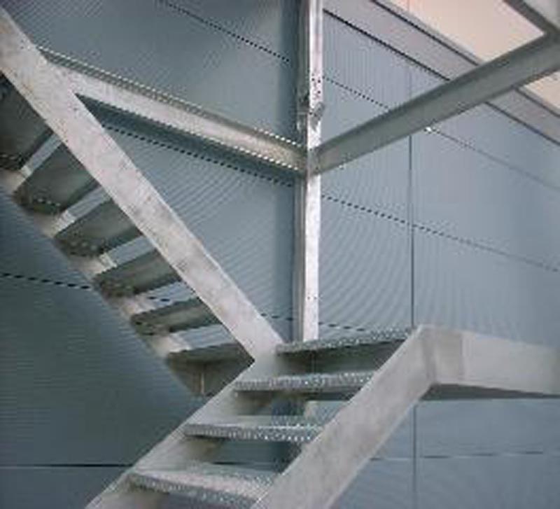 Escaleras de emergencia 1 for Escaleras de emergencia